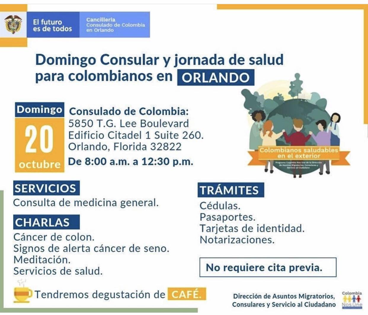 Page 3 | Consulado de Colombia en Orlando