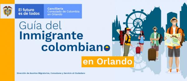 Guía del inmigrante colombiano en Orlando